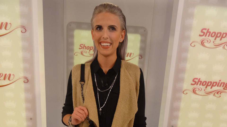 "Vanessa zeigt coolen Muttertagslook bei ""Shopping Queen"" 2016"