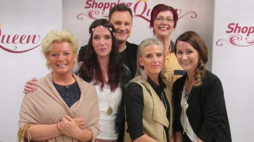 "Finale in Saarbrücken bei ""Shopping Queen"""