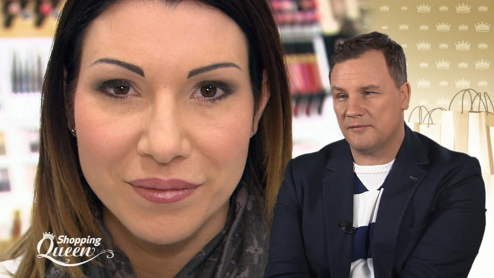 Nathalie will ein frisches Make-up bei Make-up