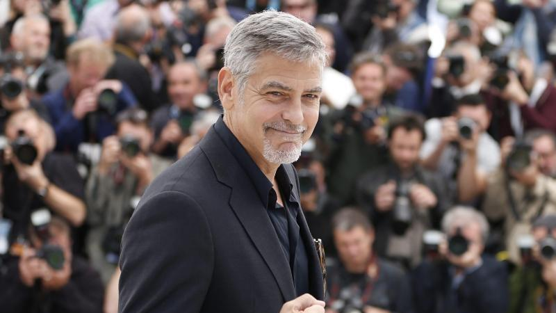 Filmfestival Cannes - George Clooney
