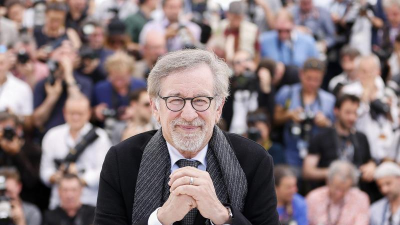 Filmfestival Cannes - Steven Spielberg