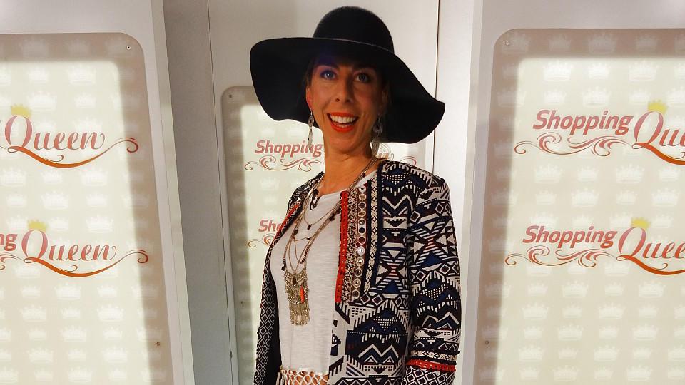 shopping queen findet ramona einen schicken ethno look in hannover. Black Bedroom Furniture Sets. Home Design Ideas