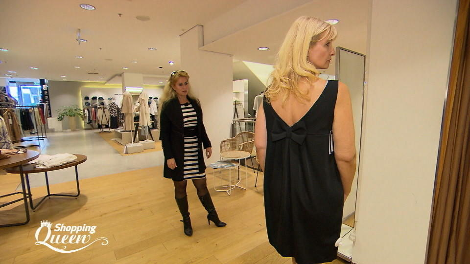 """Shopping Queen""-Kandidatin Birgit"