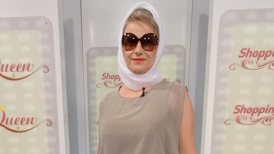 """Shopping Queen""-Kandidatin Kathrin"