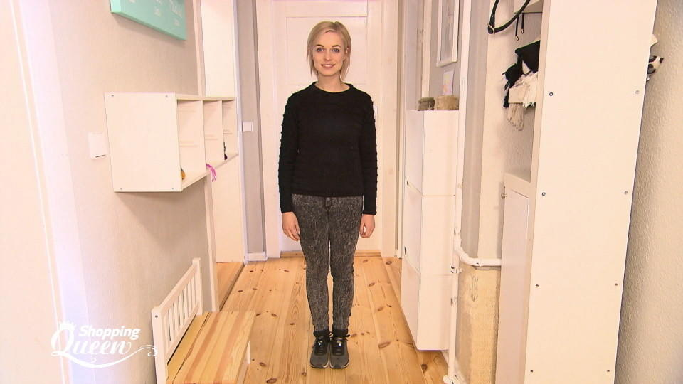 "Katja aus Berlin im Style-Check bei ""Shopping Queen"""