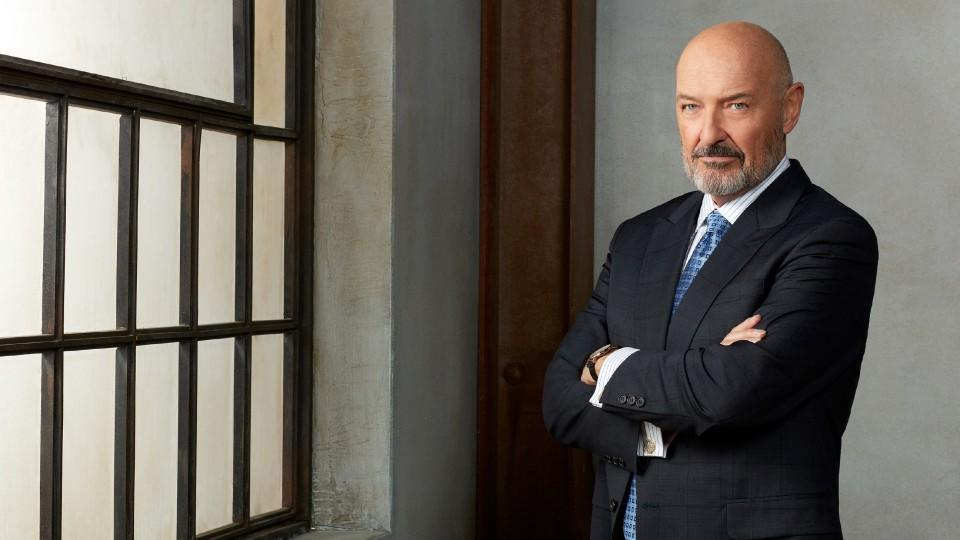 Secrets and Lies: John Warner gespielt von Terry O'Quinn