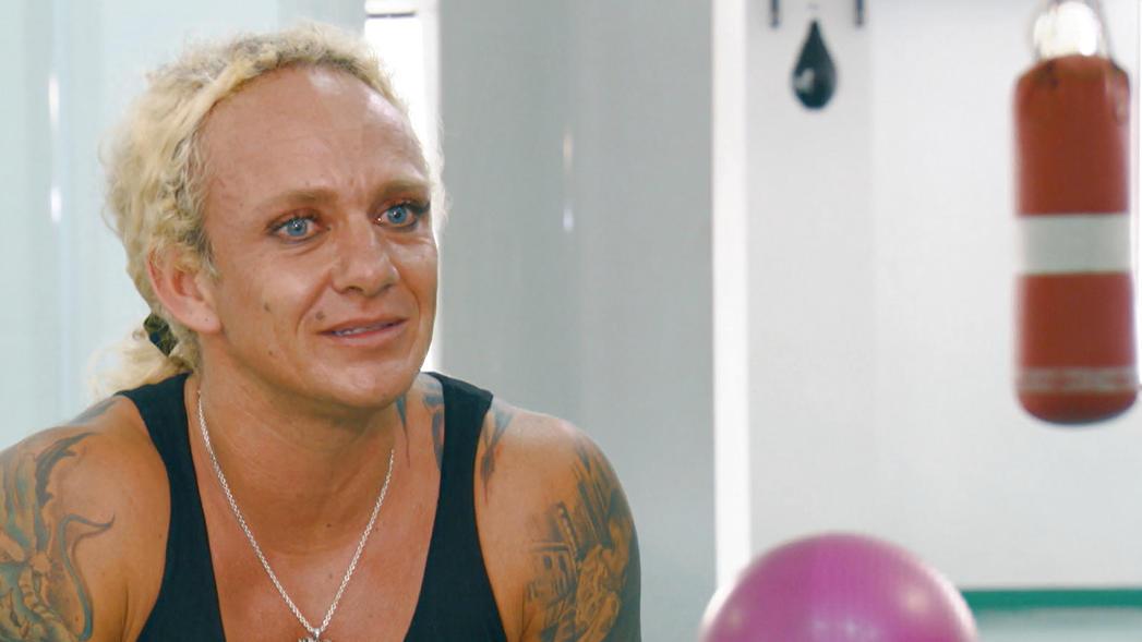 Goodbye Deutschland Bodybuilder
