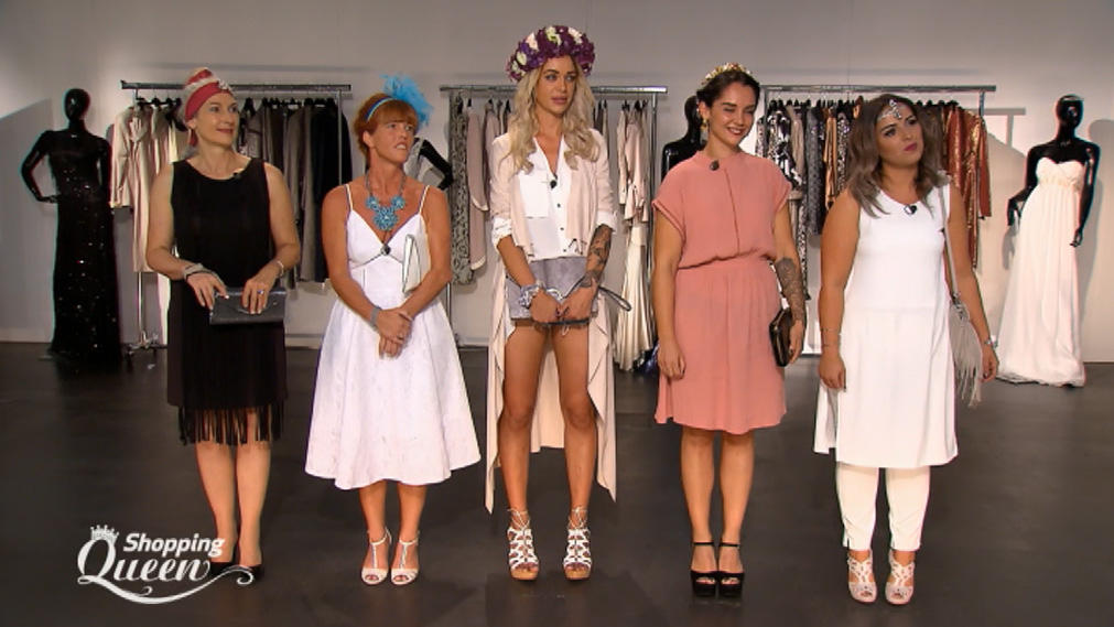 """Shopping Queen"" Finale"