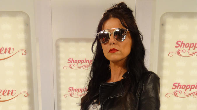 """Shopping Queen""-Kandidatin Meli"