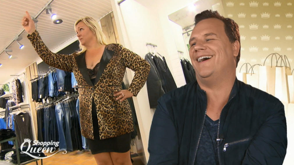 "Inga, die Raubtierdompteurin bei ""Shopping Queen"""