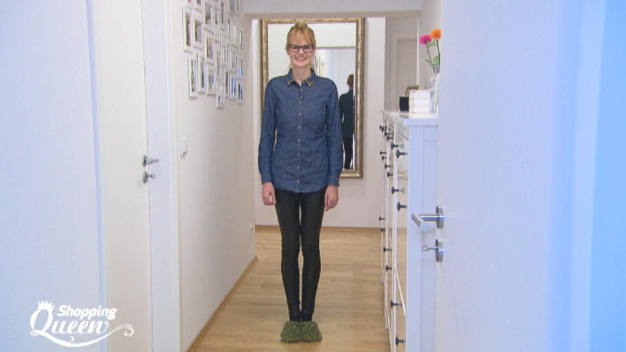 "Desiree im Style-Check bei ""Shopping Queen"""