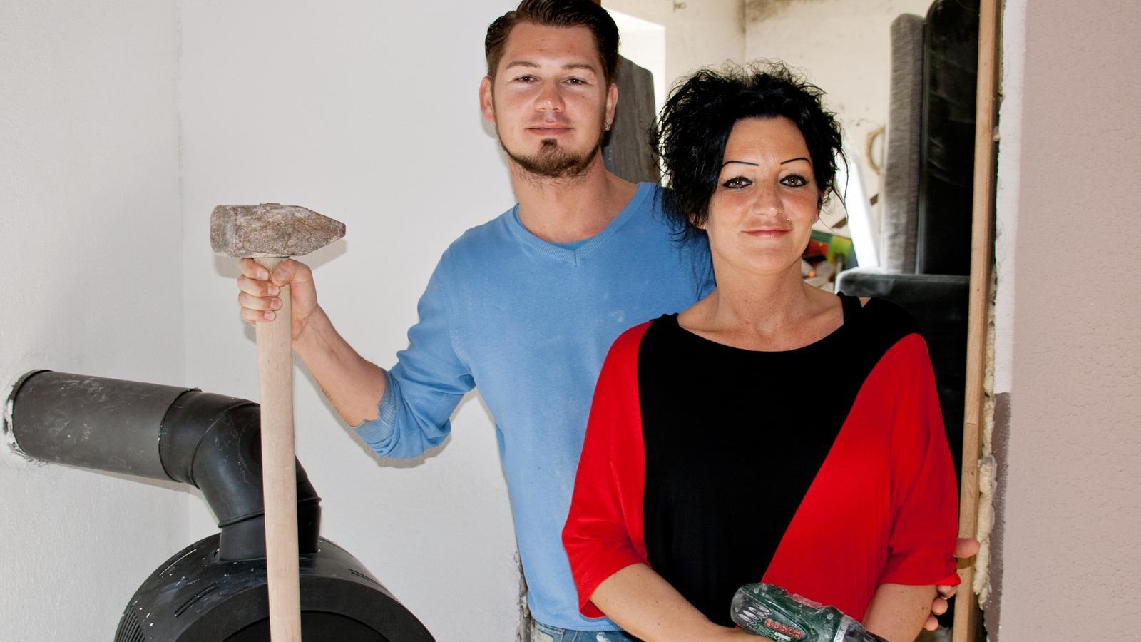 ab in die ruine die neuen folgen starten im februar. Black Bedroom Furniture Sets. Home Design Ideas