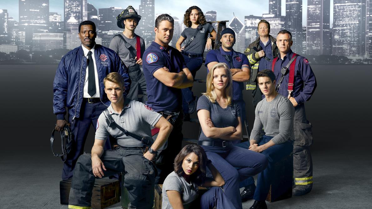 Chicago Fire Staffel 6 Vox