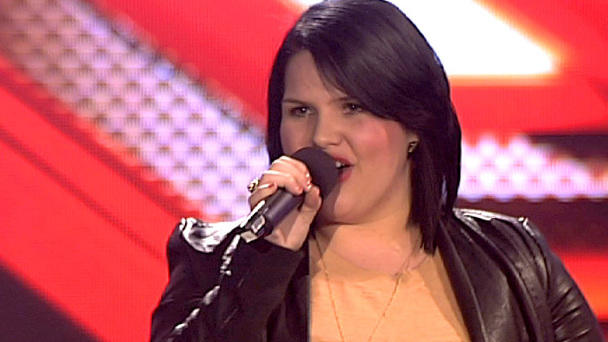 "Jennifer rockt mit ""Rolling In The Deep"""