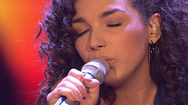 "Monique Simon singt ""If I Aint`t Got You"" von Alicia Keys"