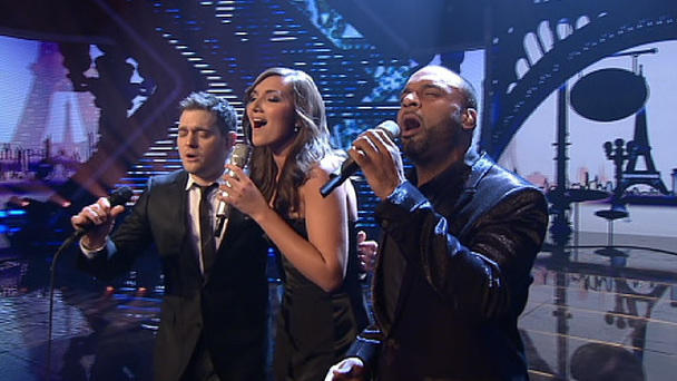 "Nica & Joe performen mit Michael Bublé ""Home"""