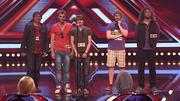 X Factor 2012: YeoMen begeistern die Jury