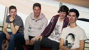 """X Factor 2012: """"Binki sagt Buh!"""" machen """"Ponk"""""""