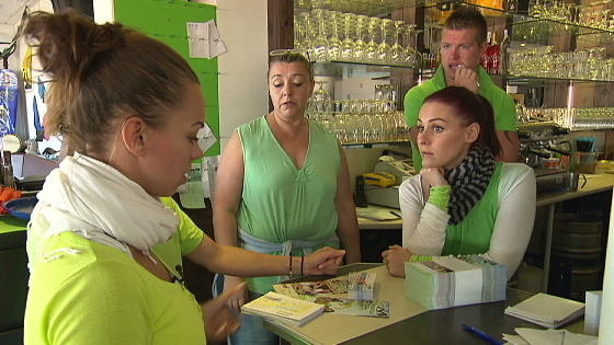 Bianca Bebensee hat Stress mit Mutter Birgit