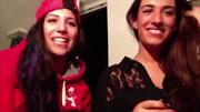 Castingvideo: So haben sich Sara und Jasmin beworben