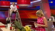 Ruth Moschner tritt für Sonja Zietlow im Dessert-Gang an