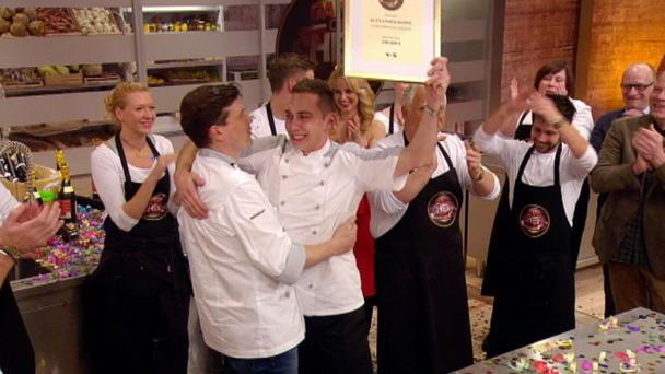 """Alexander Hoppe gewinnt """"Game of Chefs"""""""
