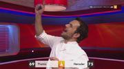 Steffen verliert das Dessert, gewinnt aber Show 3
