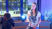 """Christina Stürmer singt """"Was wirklich bleibt"""""""