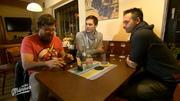 Kein Bier: Andreas verlässt genervt die Kneipe