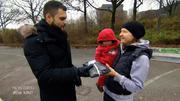 Keine Handschuhe für Töchterchen Lilia