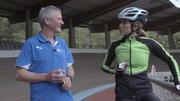Zahlenkarten? Empörung beim Rad-Training