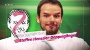 Wir suchen Steffen Hensslers Doppelgänger!