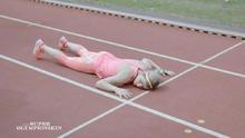 Panagiota braucht schnelle Beine