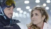 Superolympionikin Panagiota trifft auf ihren Angstgegner