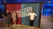 Nina Bott erkämpft ein Unentschieden in der Vorspeise