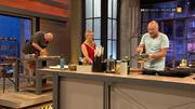 Frank Buschmann macht den Steves in der Küche