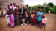 Pate Lars Riedel kämpft für sehbehinderte Kinder