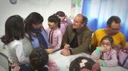 Wolfram Kons besucht Papst-Projekt in Argentinien