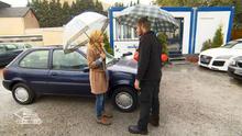 Der Ford Fiesta wechselt den Besitzer
