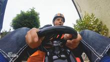 Im Test: Verrücktes Elektro-Go-Kart