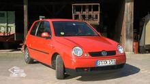 Wielands VW Lupo hat schon bessere Tage gesehen