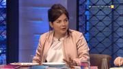 Maria Groß erkennt die gute Leistung von Steffen Henssler