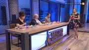 Die Jury ist trotz vegan begeistert von Hensslers Teller