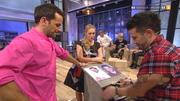 Marc siegt im Dessert aber Steffen holt den Gesamtsieg