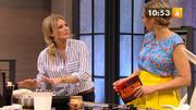 Frauke Ludowig spricht mit Ruth über ihren Job