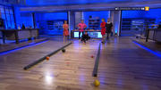 Wer kann besser Lebensmittel bowlen?