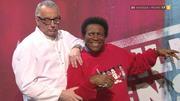 Roberto Balnco grillt Steffen Henssler in der Vorspeise