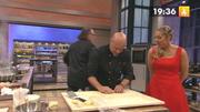 Detlef Steves entpuppt sich als Pasta-Experte