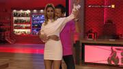 Der heiße Tanz von Steffen Henssler und Senna Gammour