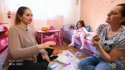 Dilara gibt ihre Tochter oft zu den Großeltern
